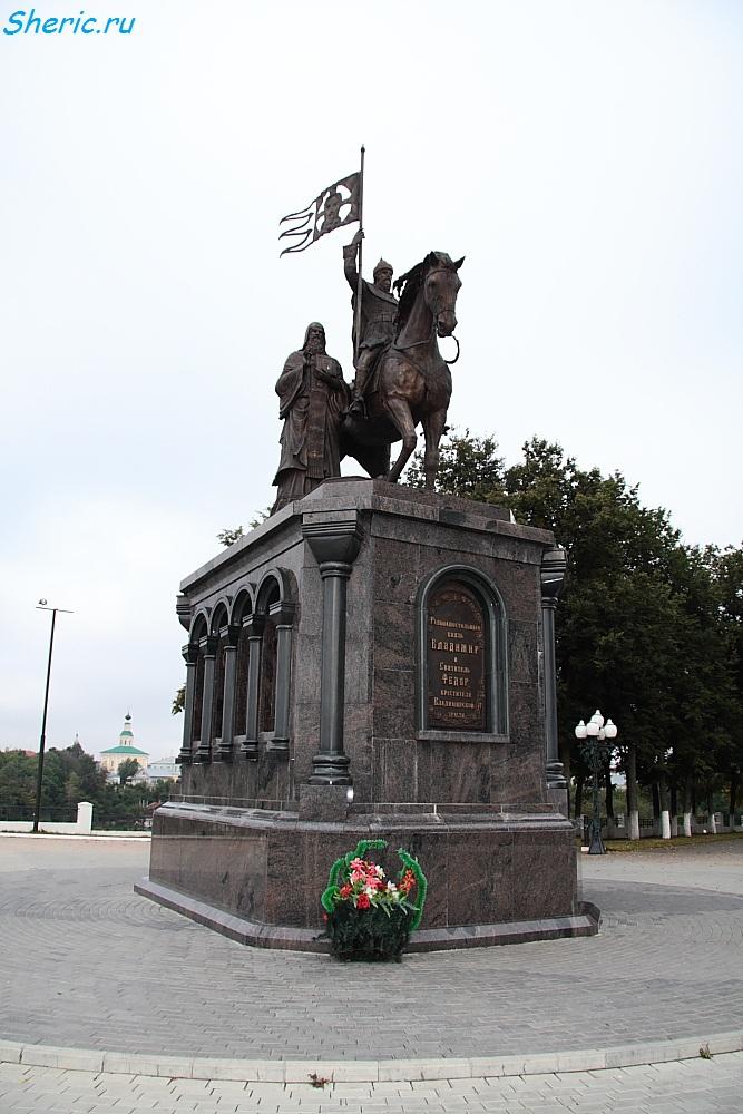 Москва-Владимир-Н.Новгород-Москва.