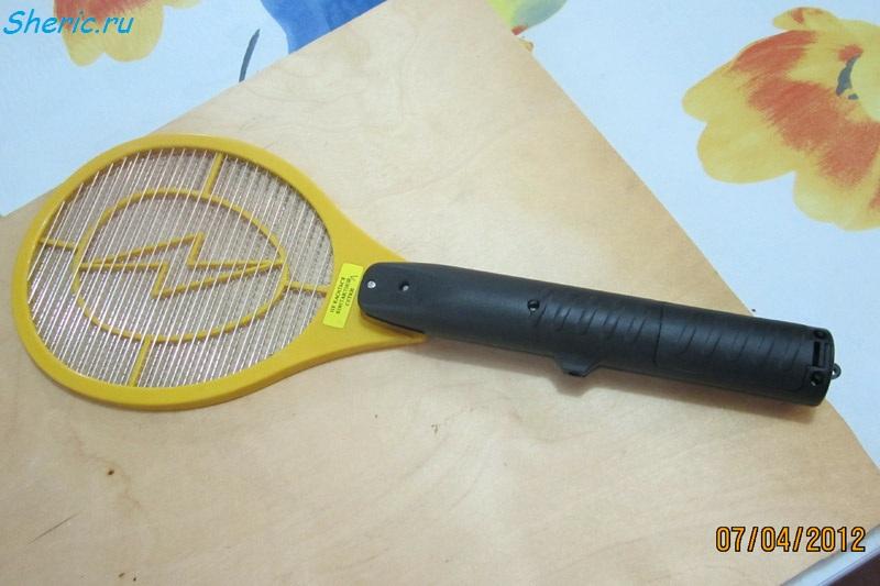 Как своими руками сделать мухобойку 36