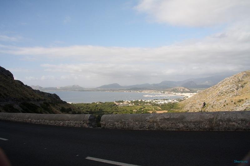 Майорка. Порт де Польенса.