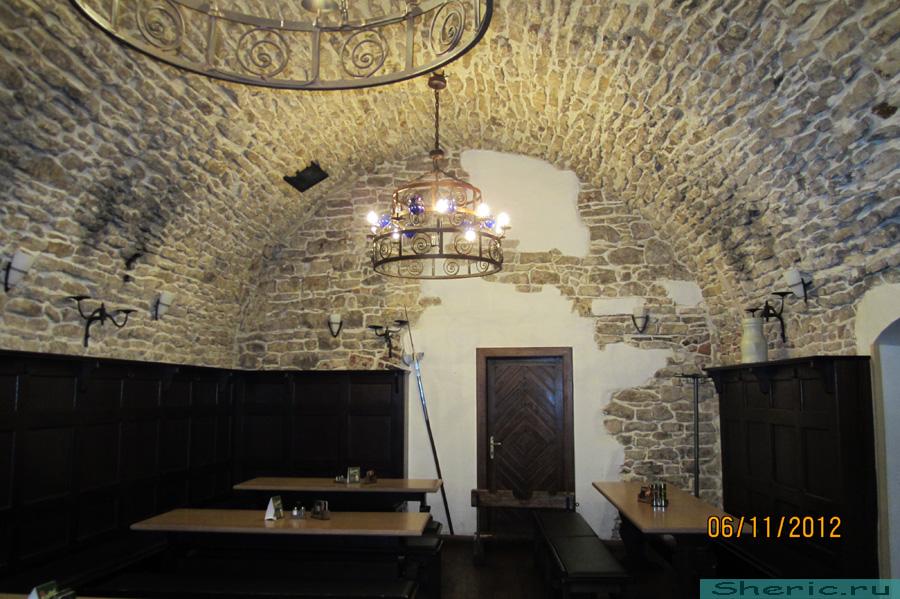 Прага. Pivnice u Glaubicu