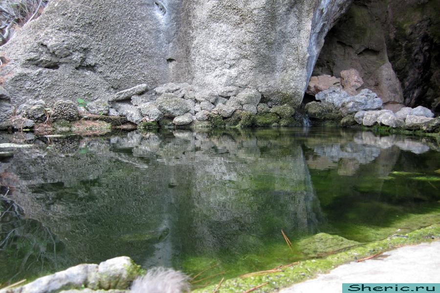 Испания. Майорка. Природный заповедник La Reserva de Puig de Galatzo.