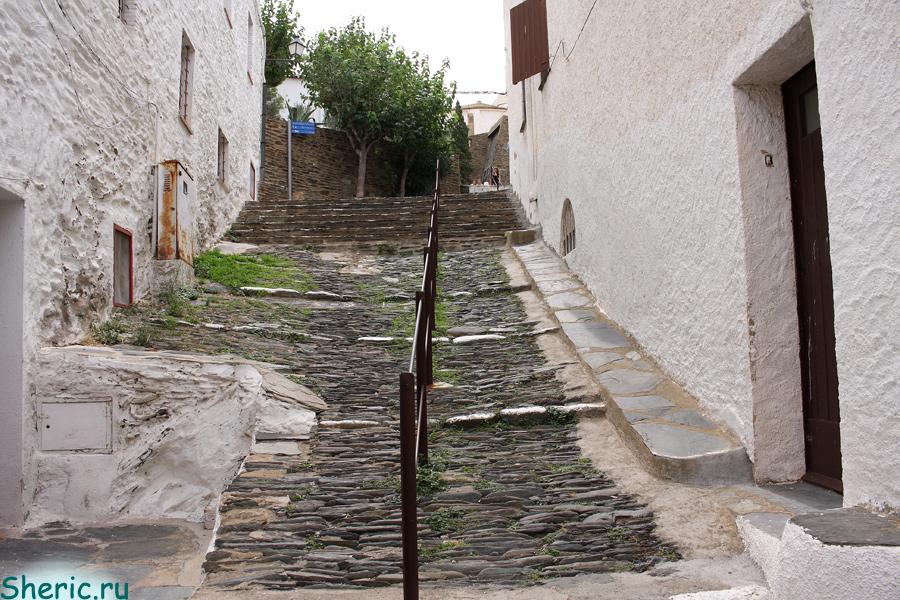 Испания. Кадакес, Cadaques, Spain.