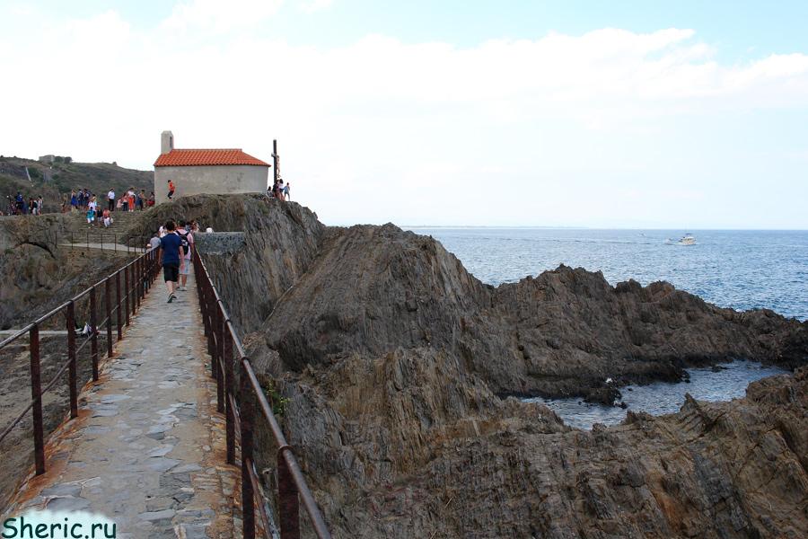 Франция. Коллиур, Collioure, France.