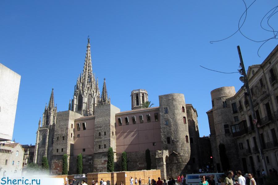 Испания, Барселона. Spain, Barcelona.
