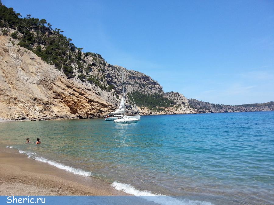 Испания. Майорка. Пляж Call Baix.