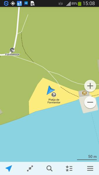 Испания. Майорка. Пляж Formentor.