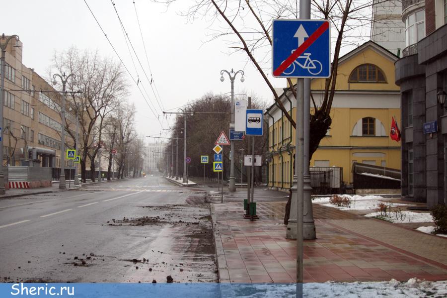 Велопрогулка по набережным.