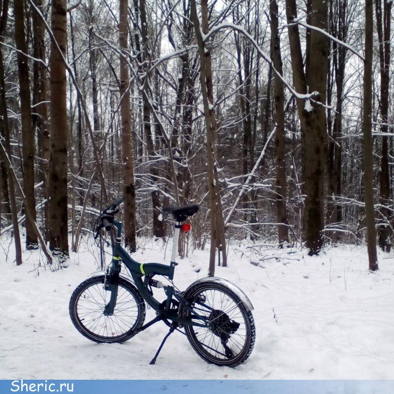 Велопрогулка по набережным и по долине реки Сетунь.